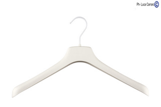 White Soft-touch Hangers
